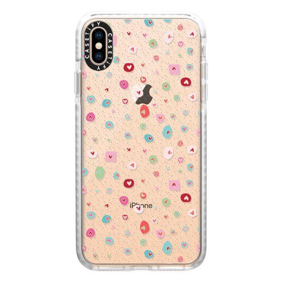 iPhone XS Max Cases - Paris Love