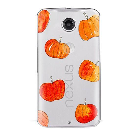 Nexus 6 Cases - Pumpkin Fest