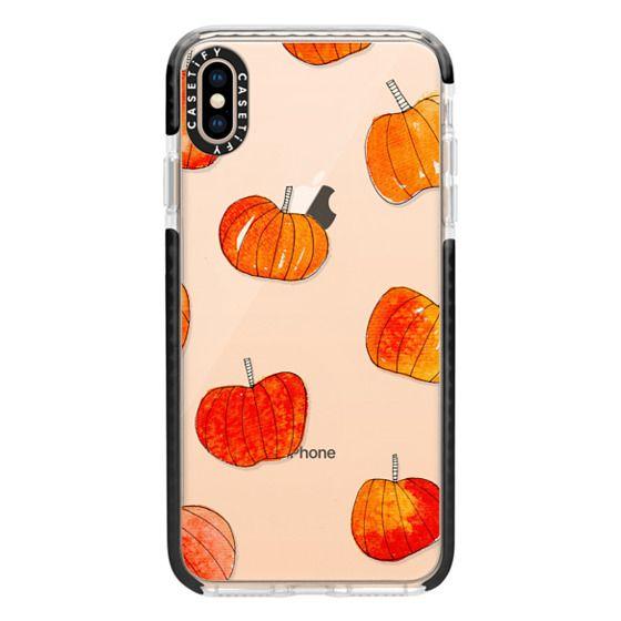 iPhone XS Max Cases - Pumpkin Fest