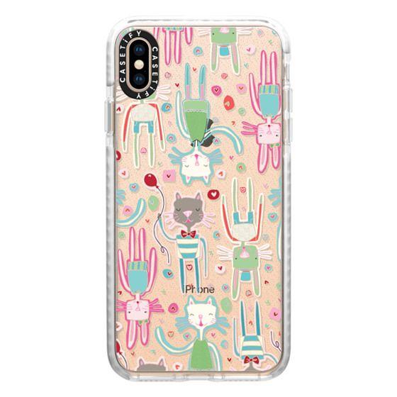 iPhone XS Max Cases - Paris Furries