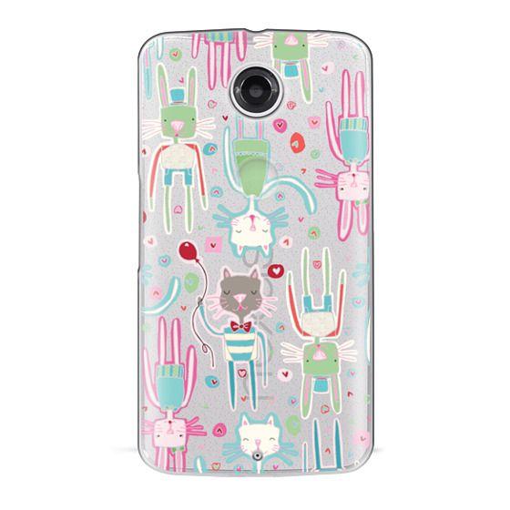 Nexus 6 Cases - Paris Furries
