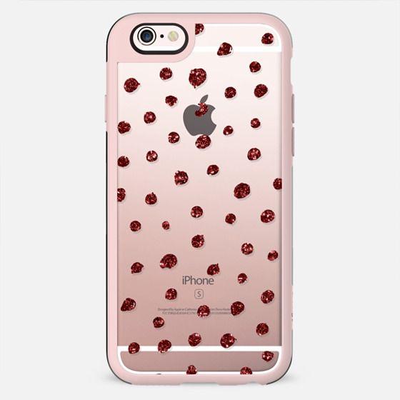Finger Ruby Dots - New Standard Case