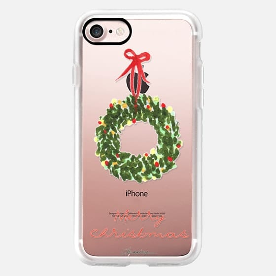Christmas wreath -