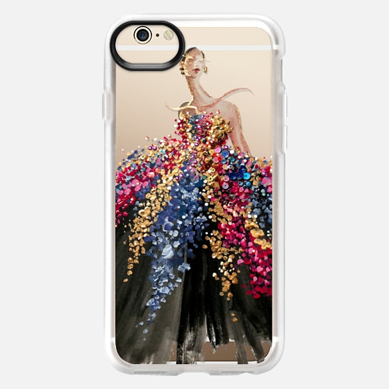 iPhone 6 Case - Blooming Gown