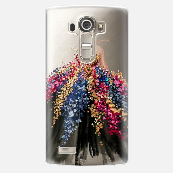 LG G4 Case - Blooming Gown