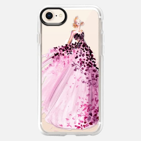 Paper Fashion x Violet Gown - Snap Case