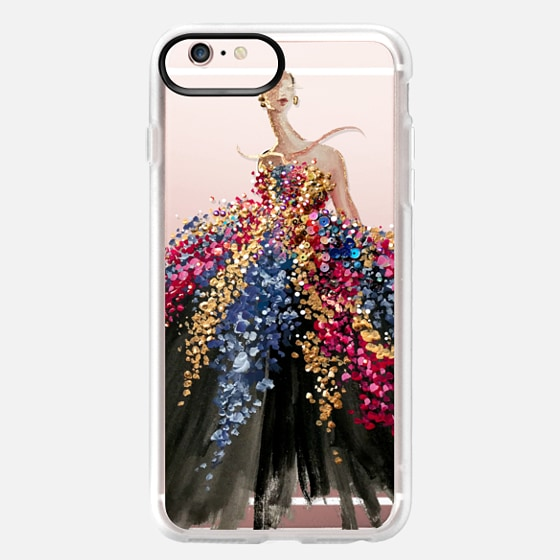iPhone 6s Plus Case - Blooming Gown