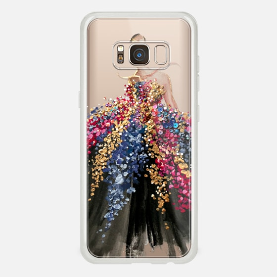 Galaxy S8 Case - Blooming Gown