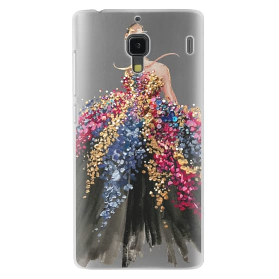 Redmi 1s Cases - Blooming Gown