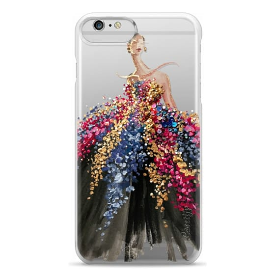 iPhone 6 Plus Cases - Blooming Gown
