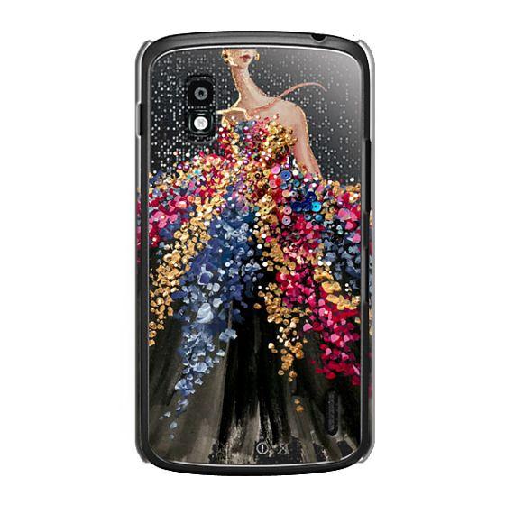 Nexus 4 Cases - Blooming Gown