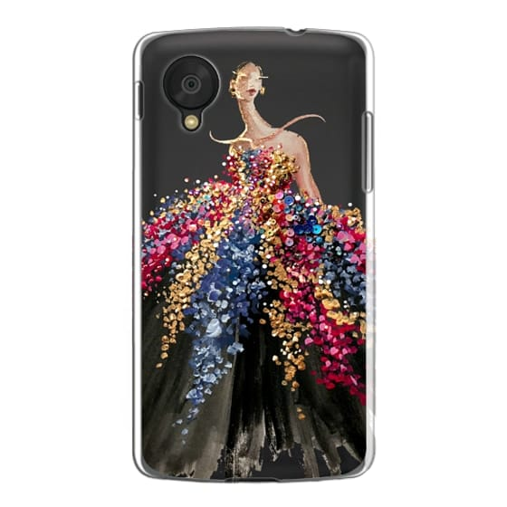 Nexus 5 Cases - Blooming Gown