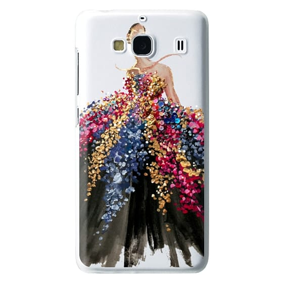 Redmi 2 Cases - Blooming Gown