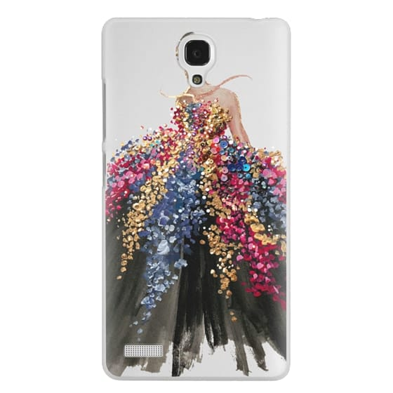 Redmi Note Cases - Blooming Gown