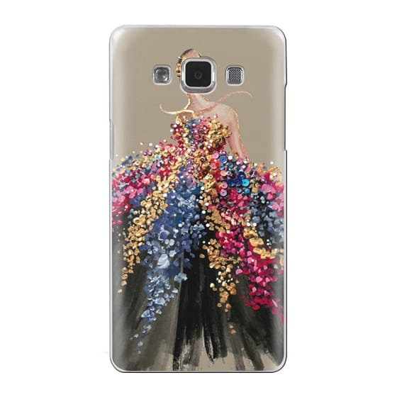 Samsung Galaxy A5 Cases - Blooming Gown