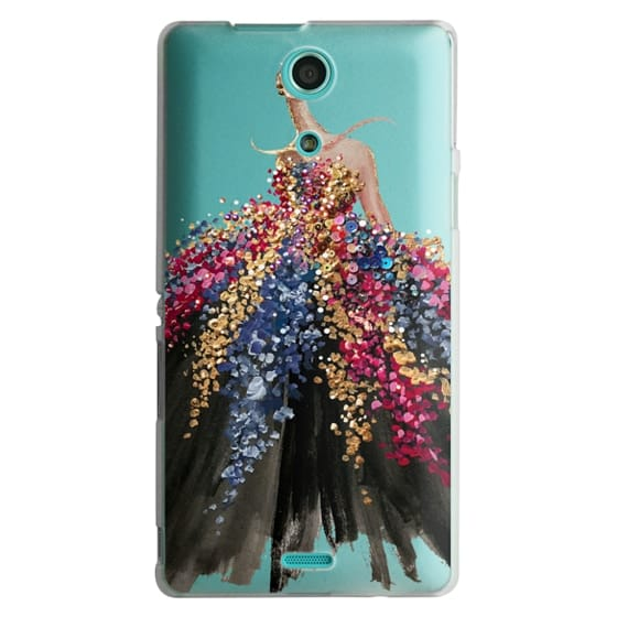 Sony Zr Cases - Blooming Gown
