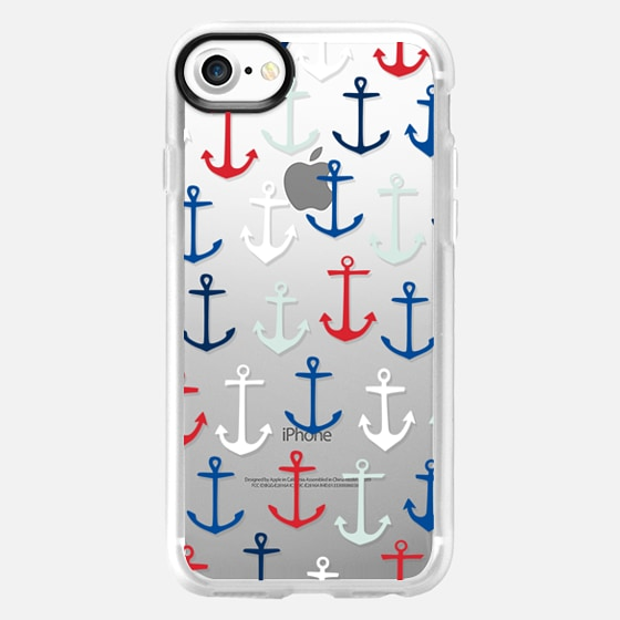 Anchors Aweigh - Wallet Case