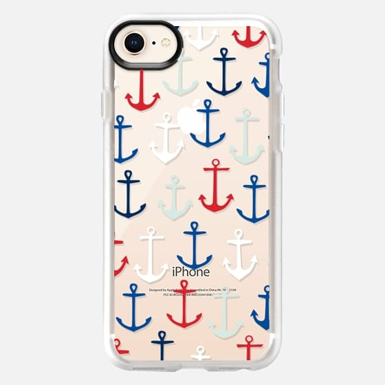 Anchors Aweigh - Snap Case