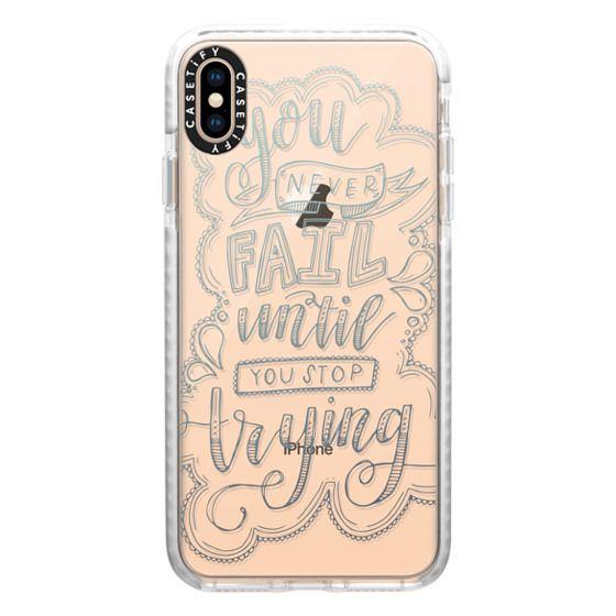 iPhone XS Max Cases - EINSTEIN (MULTICOLOR)