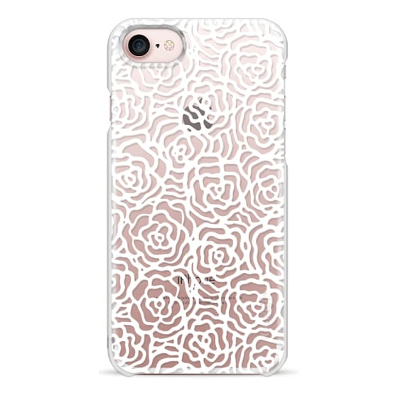 iPhone 7 Cases - BLOSSOM (WHITE)