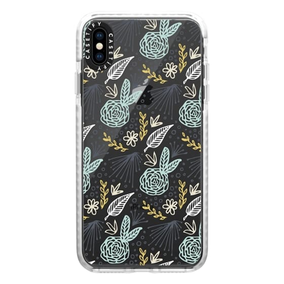 iPhone XS Max Cases - BLOOM (MULTICOLOR)