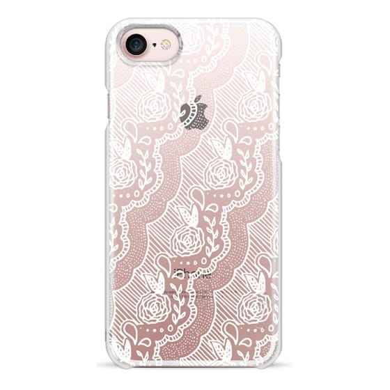 iPhone 7 Cases - SPRING (WHITE)