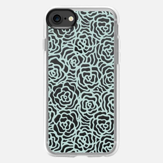 BLOSSOM (BLUE) - Snap Case