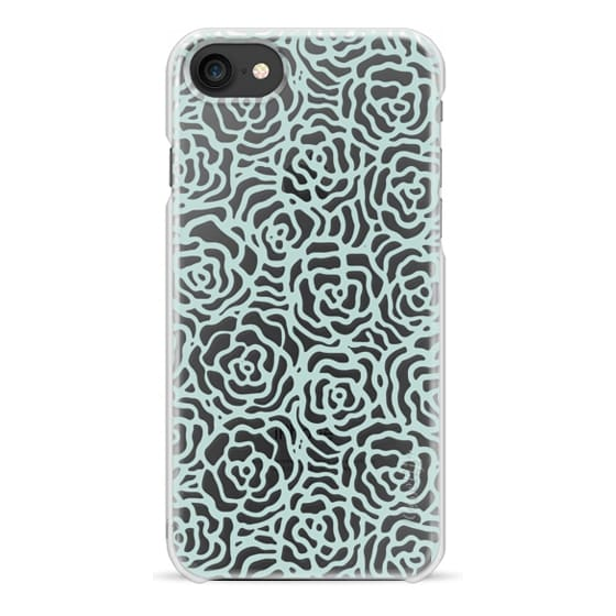 iPhone 7 Cases - BLOSSOM (BLUE)