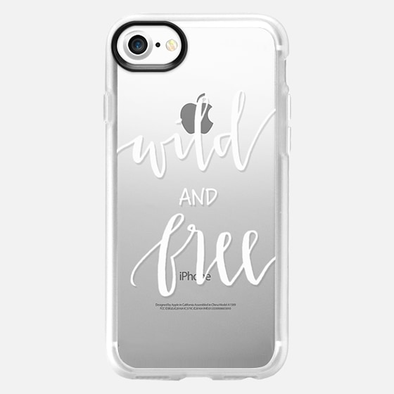 Wild and Free - Wallet Case
