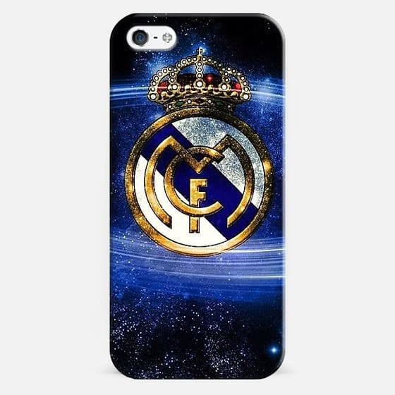 Real madrid logo hd casetify - Fundas del real madrid ...
