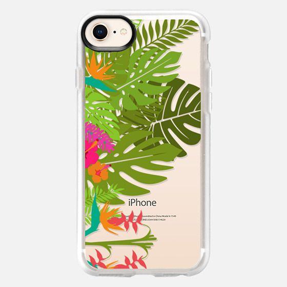 Jungle tropical summer 3 - Snap Case