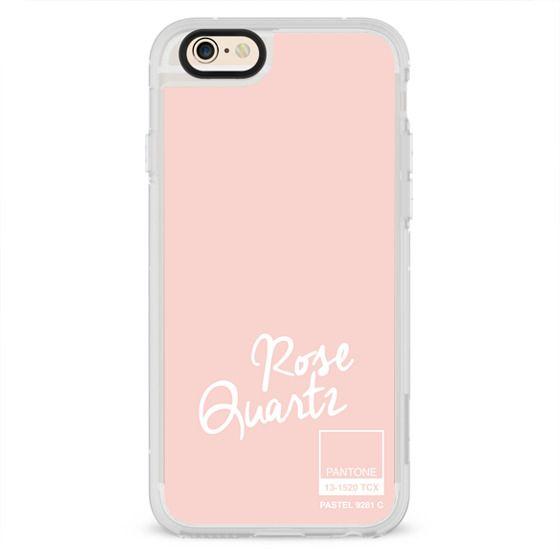 premium selection 0da03 cd9b5 Classic Snap iPhone 6 Plus Case - Pantone Rose Quartz