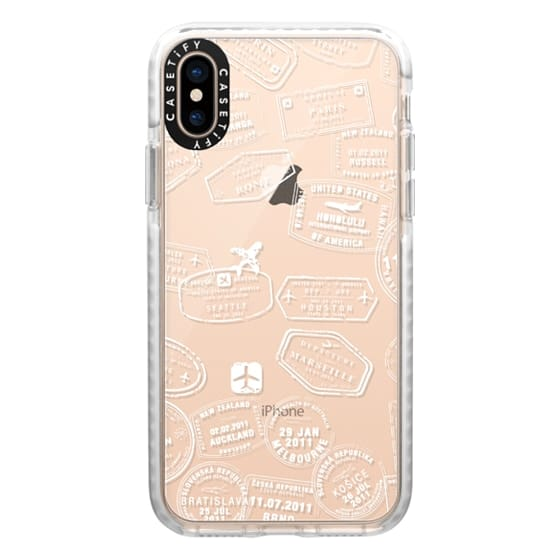 iPhone XS Cases - Let's travel...where to