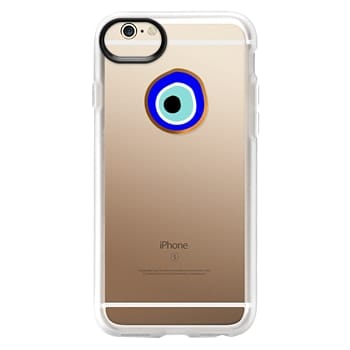 Grip iPhone 6 Case - Eye will protect you gold eye