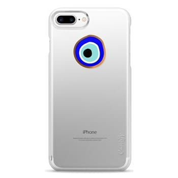 Snap iPhone 7 Plus Case - Eye will protect you gold eye