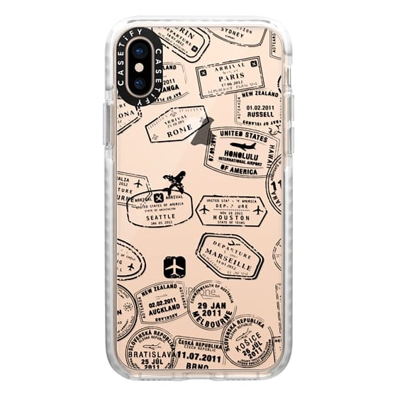 iPhone XS Cases - lets travel...where to