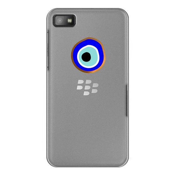 Blackberry Z10 Cases - Eye will protect you gold eye