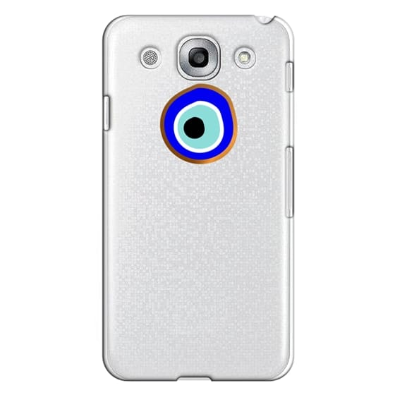 Optimus G Pro Cases - Eye will protect you gold eye
