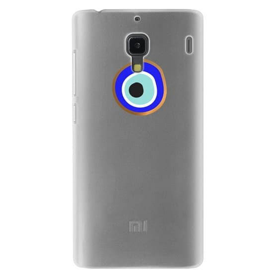 Redmi 1s Cases - Eye will protect you gold eye