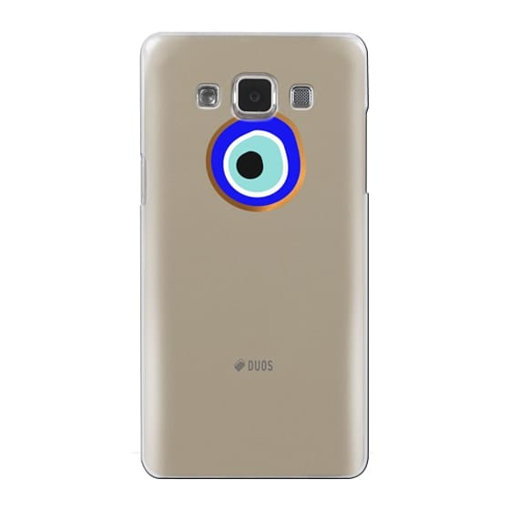 Samsung Galaxy A5 Cases - Eye will protect you gold eye