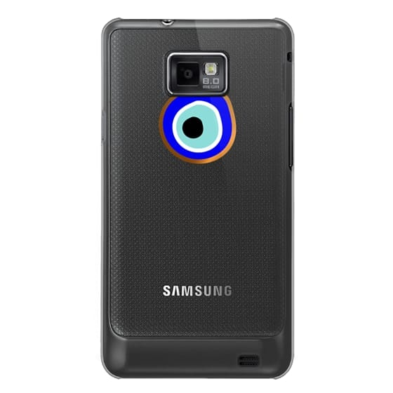 Samsung Galaxy S2 Cases - Eye will protect you gold eye