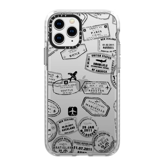 iPhone 11 Pro Cases - lets travel...where to