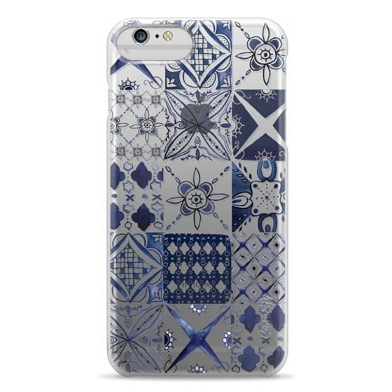 iPhone 6 Plus Cases - Morrocan tile pattern inspiration
