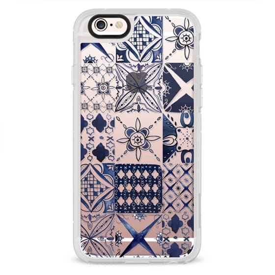 iPhone 4 Cases - Morrocan tile pattern inspiration