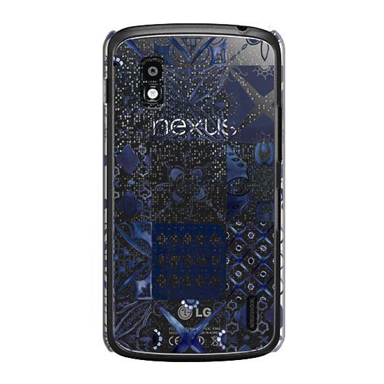 Nexus 4 Cases - Morrocan tile pattern inspiration