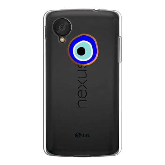 Nexus 5 Cases - Eye will protect you gold eye