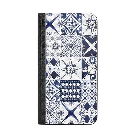 iPhone 6 Cases - Morrocan tile pattern inspiration