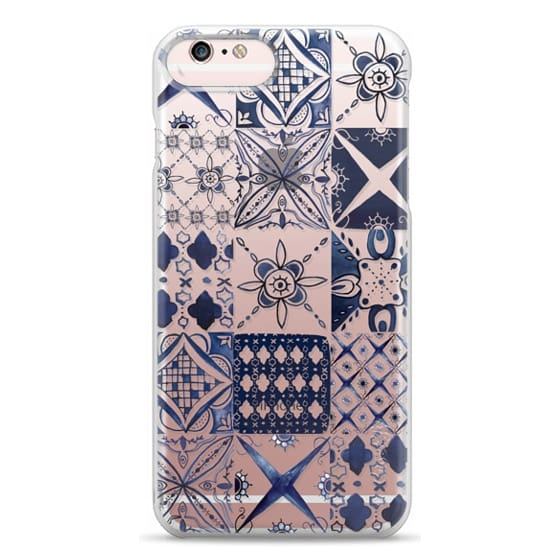 iPhone 6s Plus Cases - Morrocan tile pattern inspiration