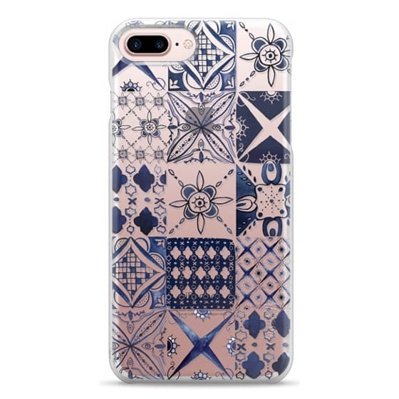 iPhone 7 Plus Cases - Morrocan tile pattern inspiration