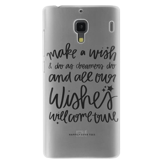 Redmi 1s Cases - Wishes